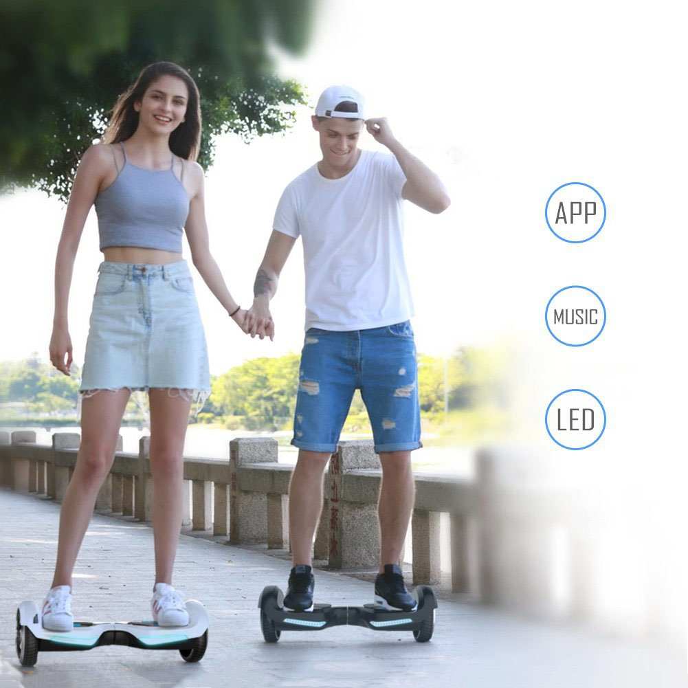TOMOLOO-Hoverboard-Self-Balancing-Scooter-8-with-Bluetooth-Speaker-and-Lights-UL2272-Certified-Container-Image-1-1