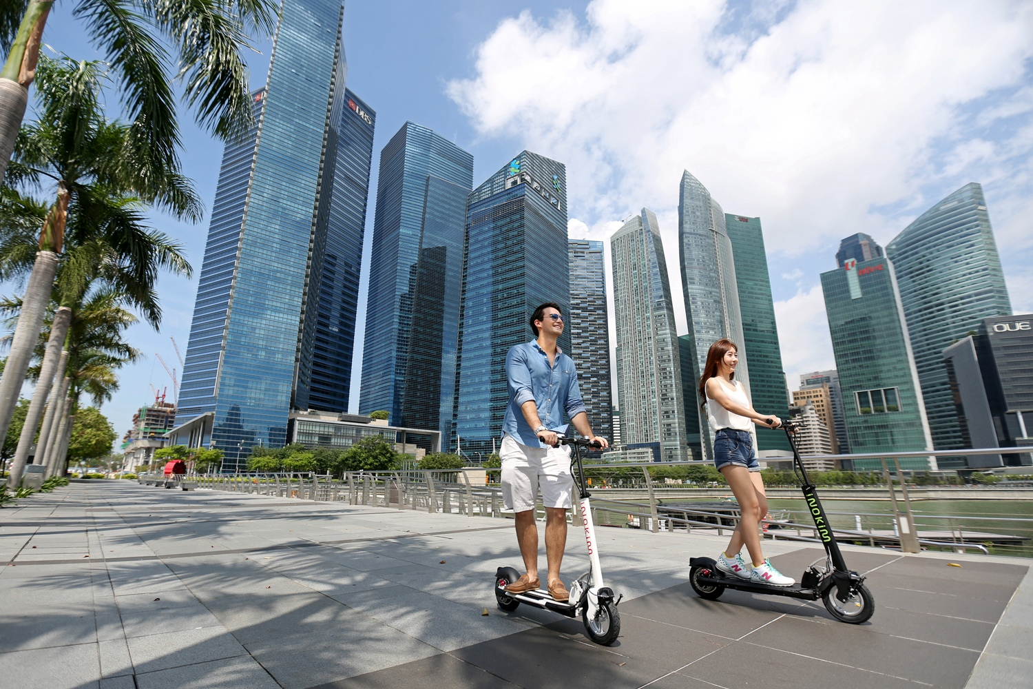 inokim scooter singapore