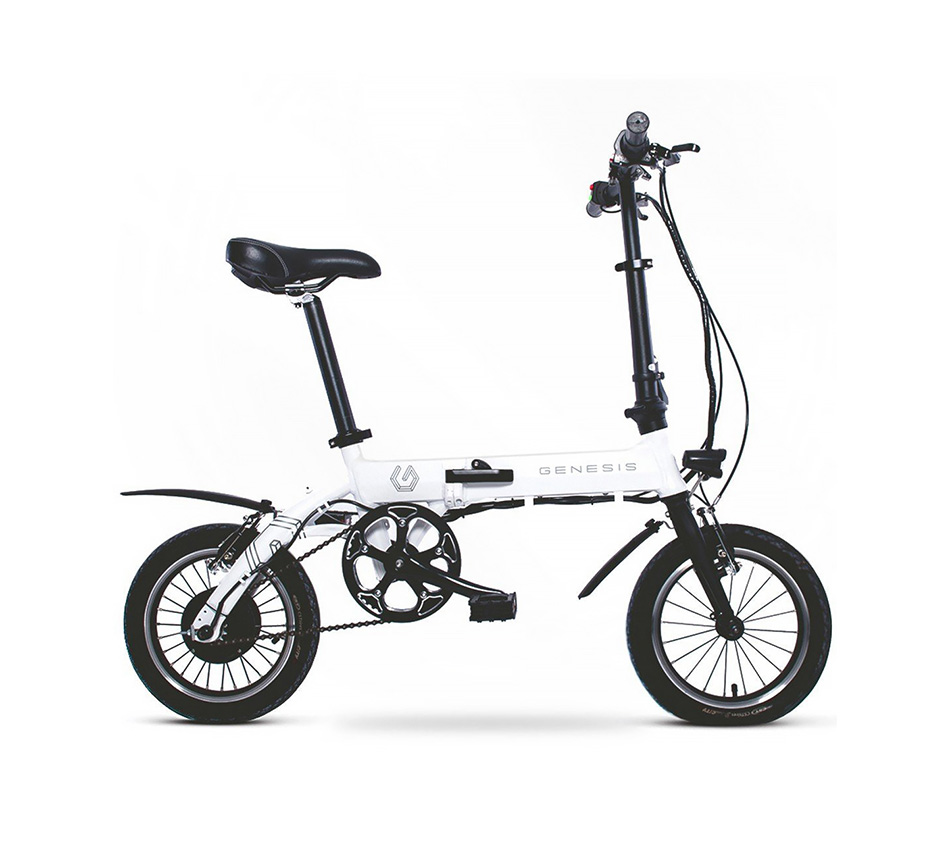 genesis commuter electric bike