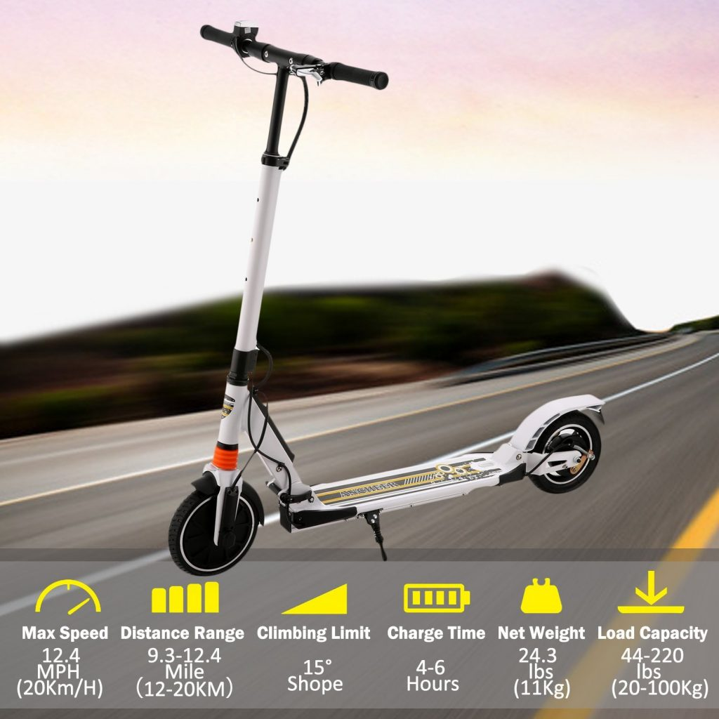 Ancheer S600 Electric Scooter Gearscoot