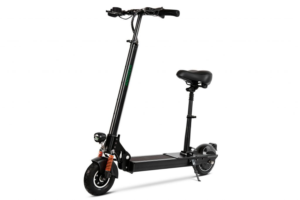 Ancheer S800 Electric Scooter With Retractable Seat