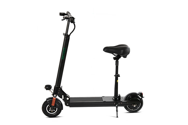 Ancheer S800 Electric Scooter With Retractable Seat Gearscoot