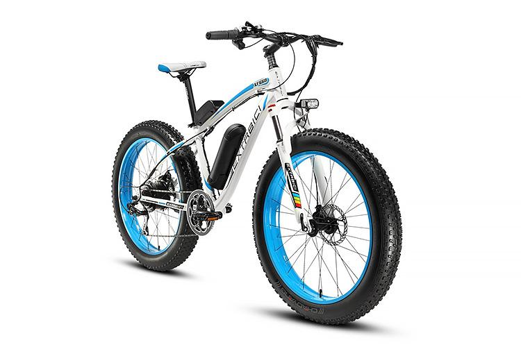 Cyrusher Fat Tire Bike Snow Bike Mountain Bike With Motor