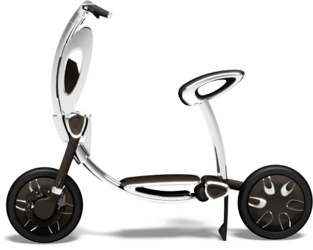 INU electric scooter