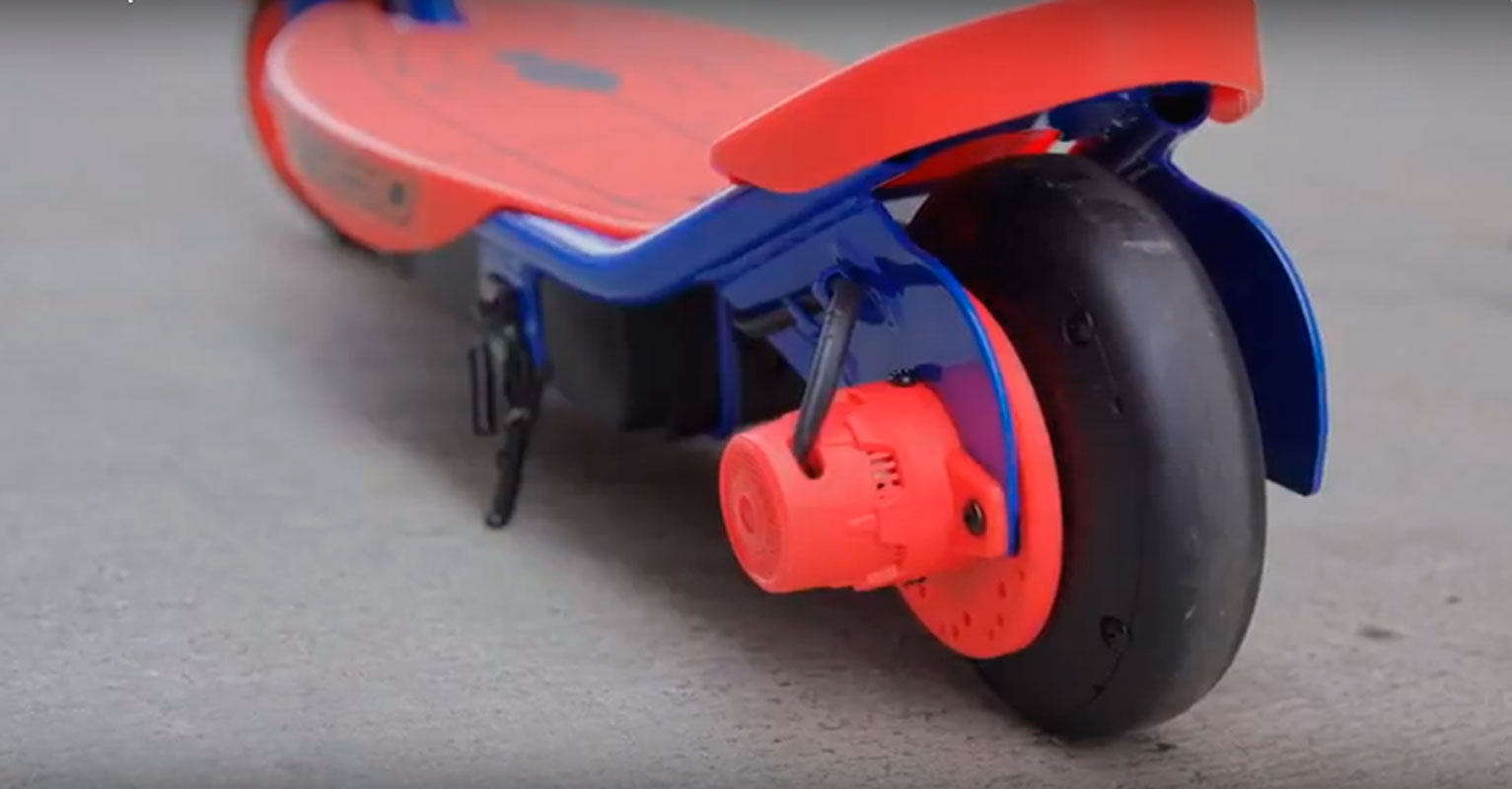 Razor Spider Man Power Core E90 Electric Scooter Gearscoot