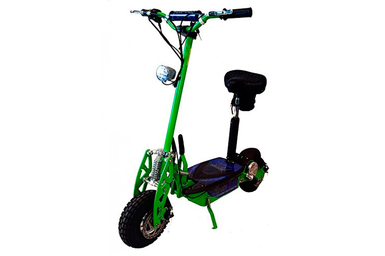 Super 36v Turbo 1000 Elite Electric Scooter Gearscoot