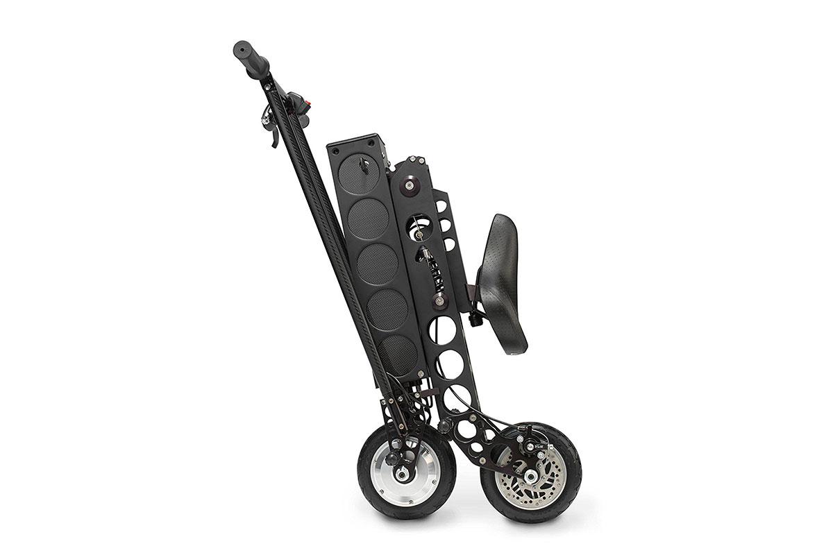 Urb E Black Label Electric Folding Scooter Image