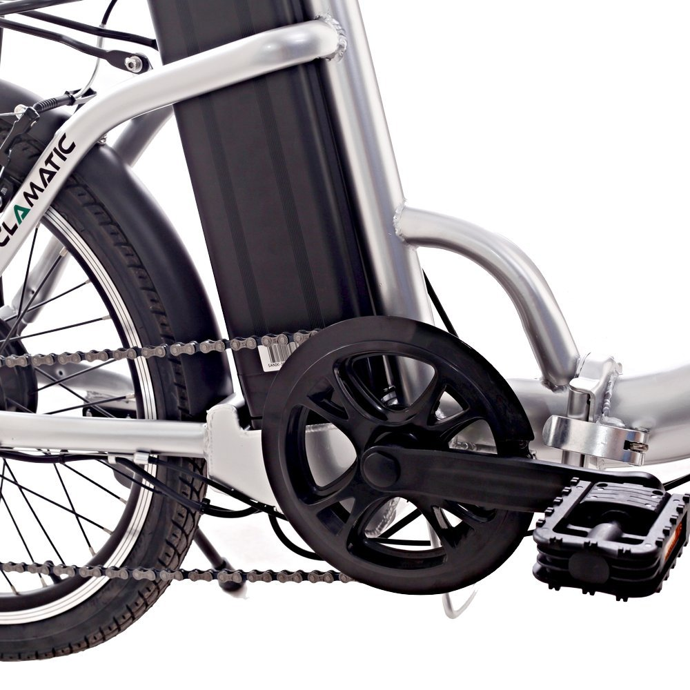 Cyclamatic CX2 Bicycle Electric Foldaway Bike With Lithium