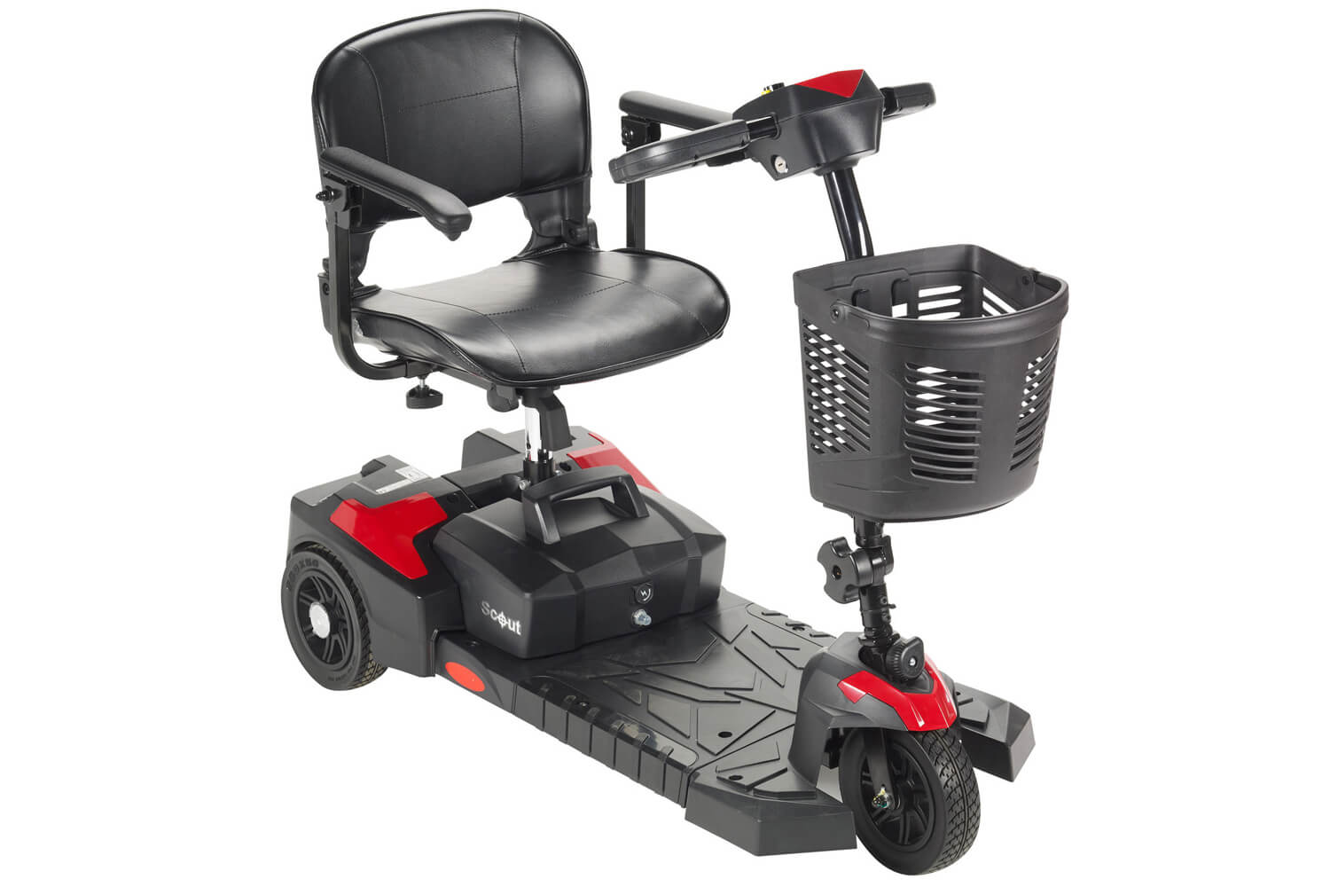 Drive Medical Scout 3 Wheel Mobility Scooter Gearscoot