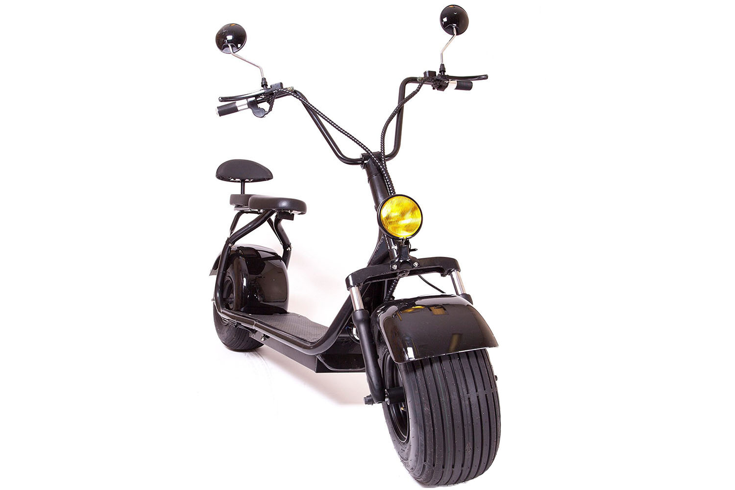 e drift uh es295 electric scooter review fat tyre scooter. Black Bedroom Furniture Sets. Home Design Ideas