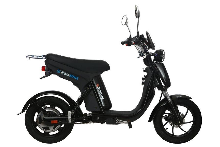 Gigabyke Groove 48v 750w Eco Friendly Electric Moped