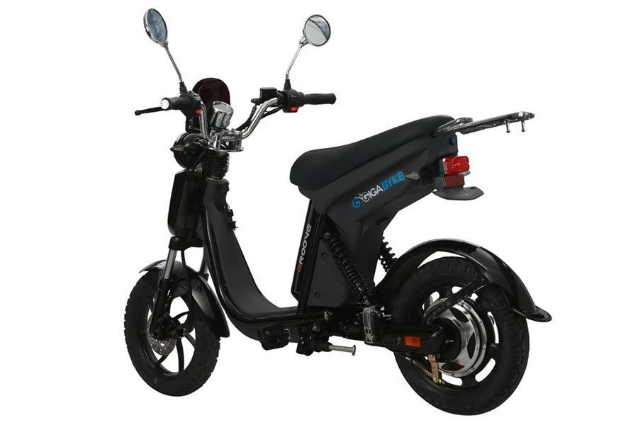 Gigabyke Groove 48v 750w Eco Friendly Electric Moped