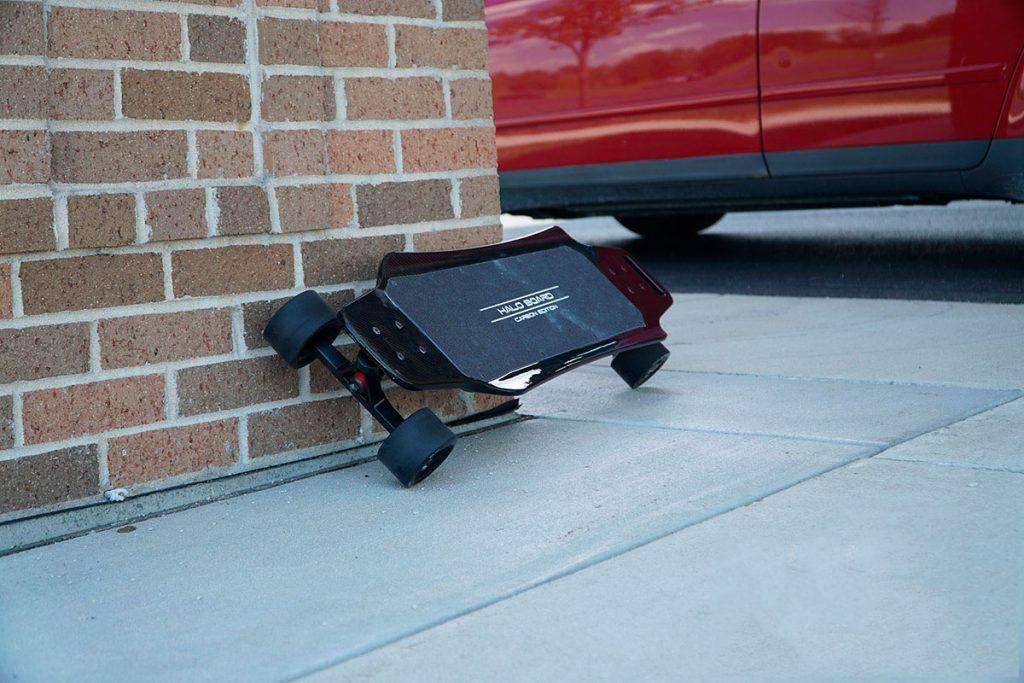 Halo Board Carbon Fiber Electric Skateboard 22 MPH 3000W  GearScoot