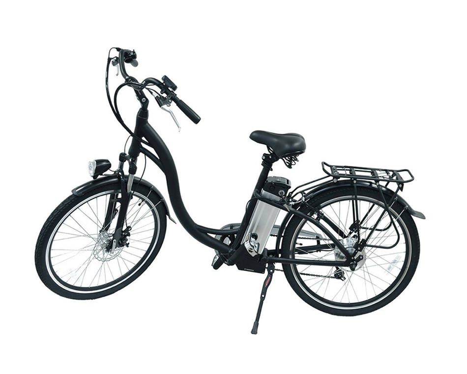 Hover Way Electric City Bike 250w Gearscoot