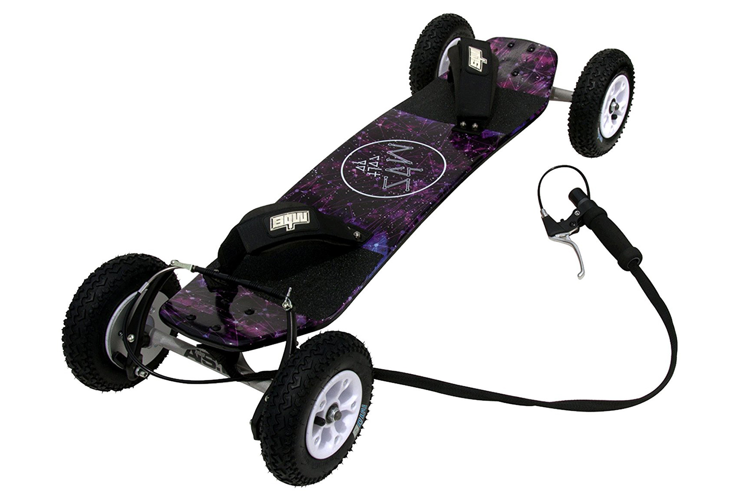 Mbs Colt 90x Mountainboard Electric Skateboard Gearscoot