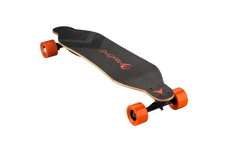 Maxfind Max A Electric Skateboard With Dual Hub Motor