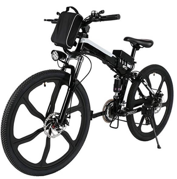 Ferty Electric Mountain Bike