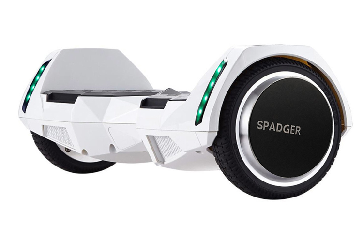 Spadger Self Balancing Scooter Ul2272 Certified Electric