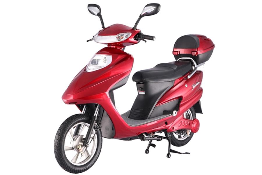 TaoTao ATE-501 Automatic 500 Watt Electric Scooter   GearScoot