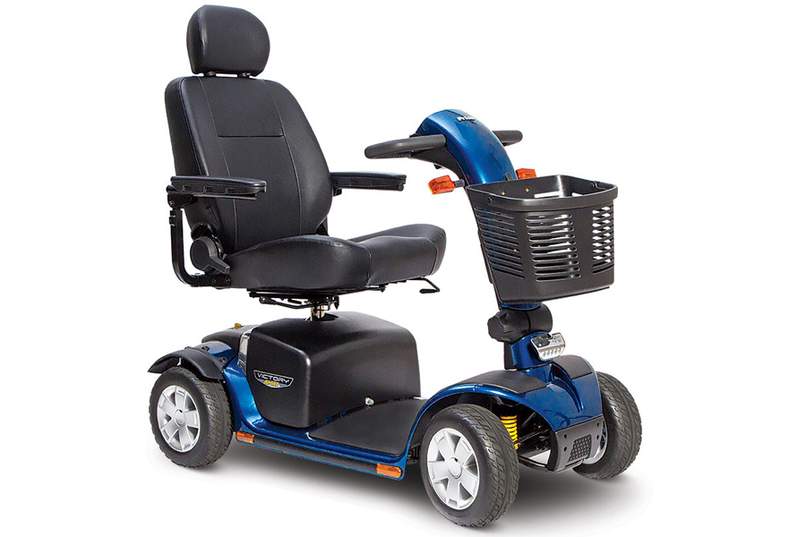 Pride Mobility Scooter >> Victory Sport 4-Wheel Electric Mobility Scooter   GearScoot