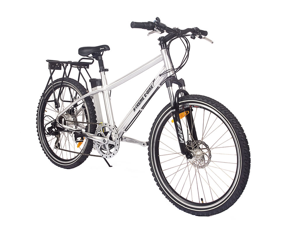 Electric Powered Mountain Bike