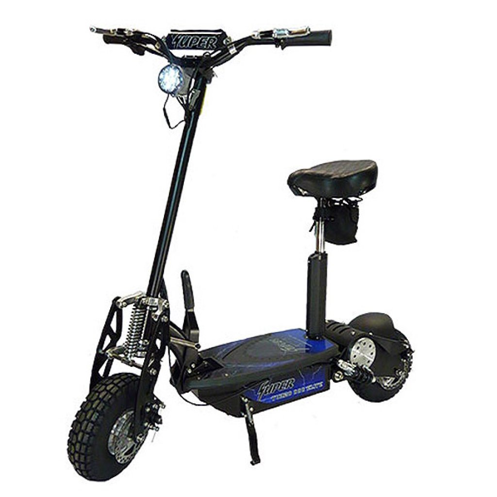 new turbo electric scooter