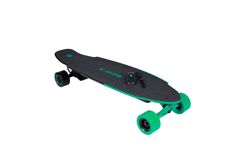 Yuneec E Go2 Electric Longboard Skateboard Gearscoot