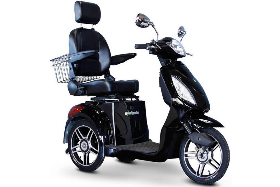 Chevrolet Bolt Ev >> E-Wheels EW-36 3-Wheel Electric Senior Mobility Scooter ...