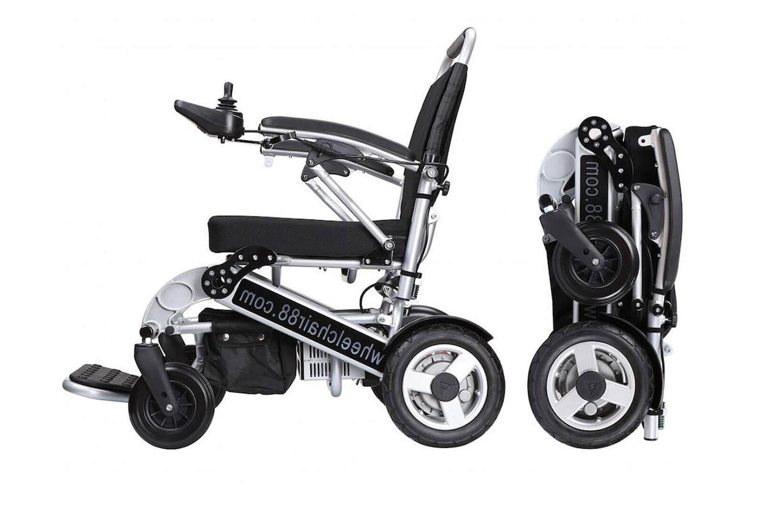Foldawheel Pw 1000xl Electric Mobility Scooter Gearscoot