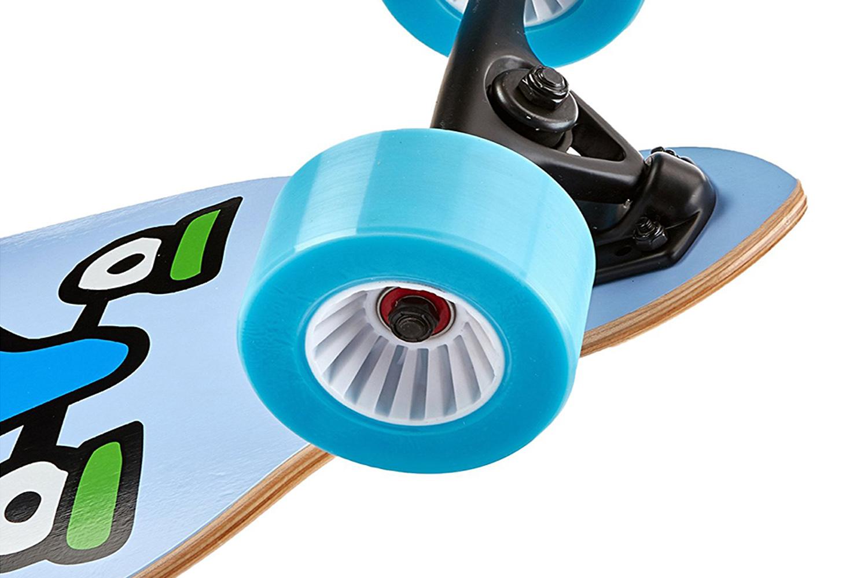 Nuff Electric Longboard Skateboard Gearscoot