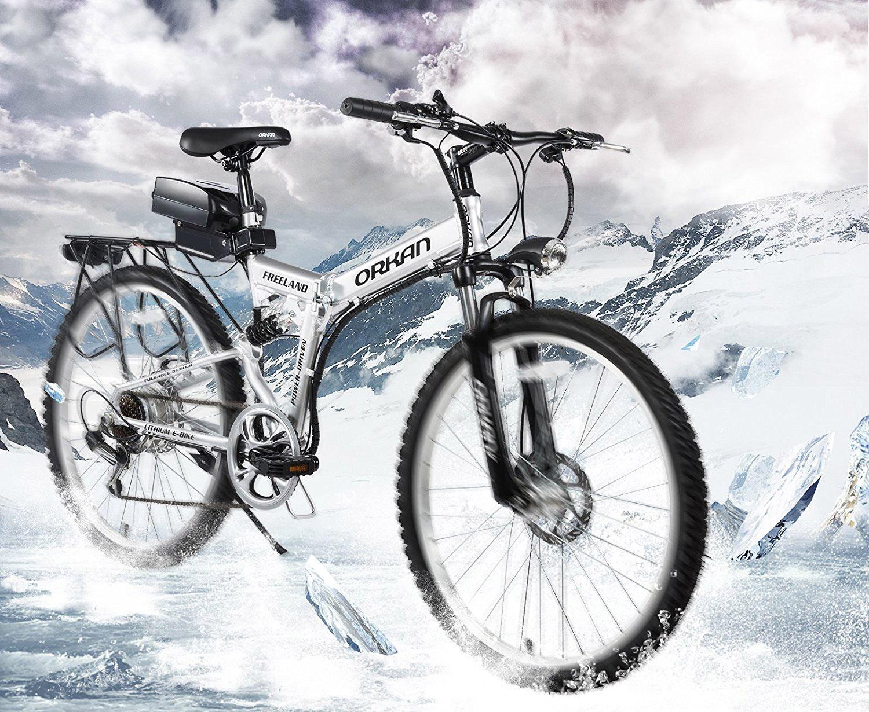 Orkan Folding Electric Bike Gearscoot
