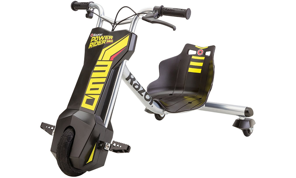 Razor Power Rider 360 Electric Scooter Gearscoot