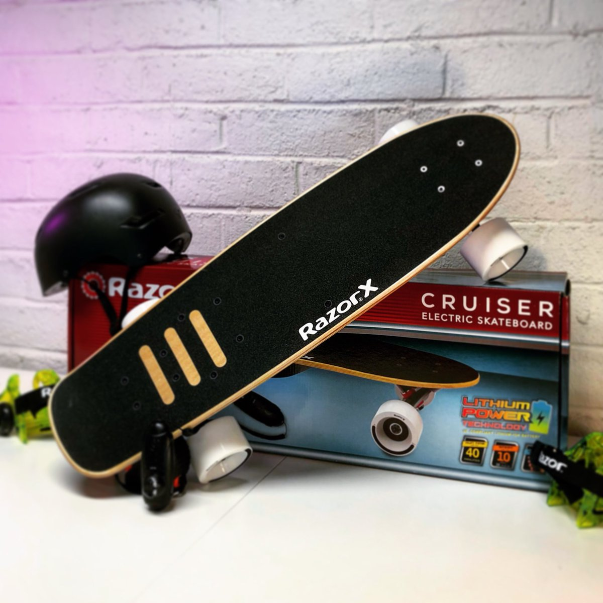 Electric Long Skateboard