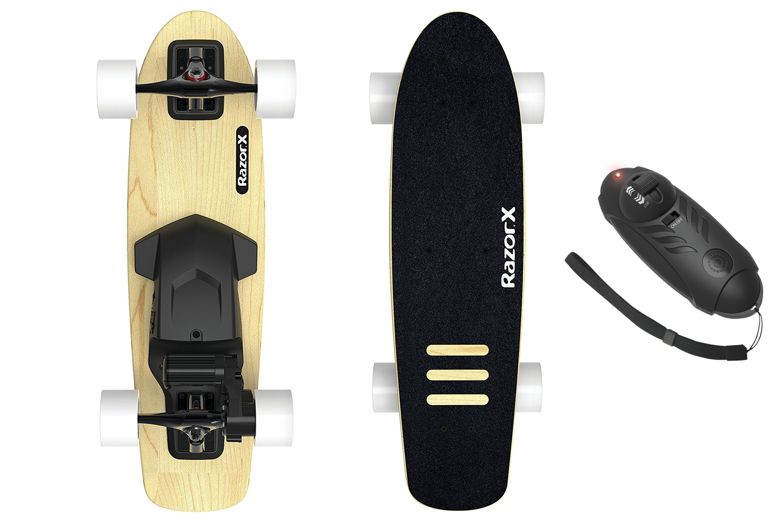 910fd7c1369 RazorX Cruiser Electric Skateboard RazorX Cruiser Electric Skateboard ...