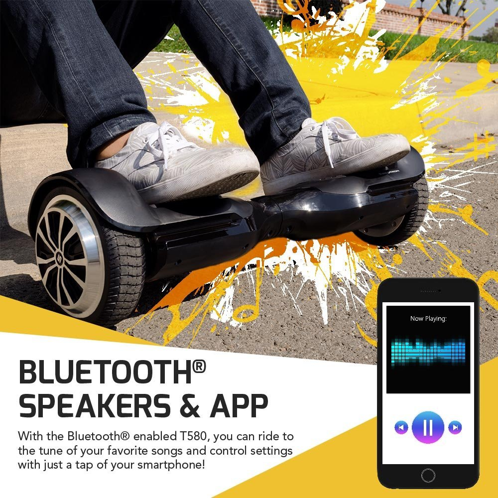 Watch SWAGTRON T580 Bluetooth Hoverboard Video Reviews