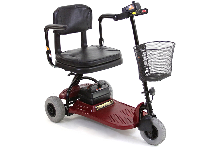 Shoprider Echo 3 Wheel Electric Mobility Scooter