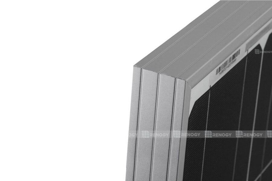 Renogy 100w Watts 12v Monocrystalline Solar Panel Off Grid