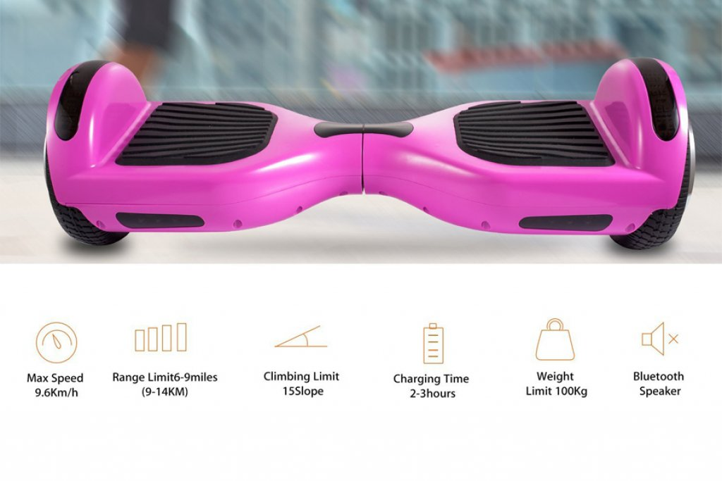 veeko hoverboard review