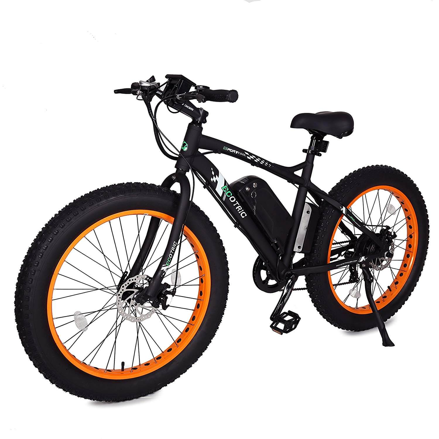 ECOTRIC Fat Tire Electric Bike Review & Best Deals| GearScoot