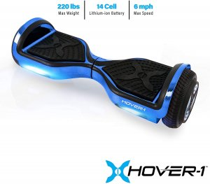 hover-1 hoverboard blue