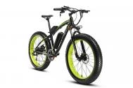 Cyrusher Fat Tire Mountain Bike