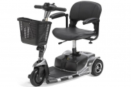 Drive Medical Spitfire SE 3-Wheel Travel Mobility Scooter