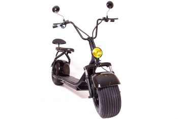 E Drift Uh Es295 Electric Scooter Review Fat Tyre Scooter