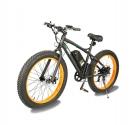 Ego Bike 26″ Fat Tire Snow Beach Mountain electric Bicycle 500W