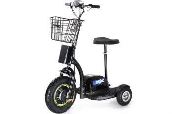 Ev Power 500 Watt 3 Wheeler Electric Mobility Scooter