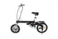 Goplus 180W Lightweight Folding Electric Bicycle