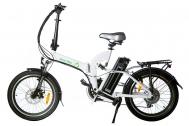 Greenbike USA GB5 Electric Motor Power Bicycle Lithium Battery Folding Bike