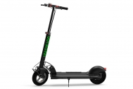 Inokim Quick 3 Folding Electric Scooter, Front Light, Wide Deck