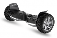 Jetson V8 All Terrain Black Electric Hoverboard Built-In Bluetooth Speaker UL 2272 Certified