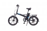 Magnum Bikes Premium 48V Full Power Folding Electric Bike, 500W